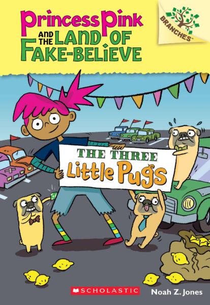 Noah Z. Jones - The Three Little Pugs