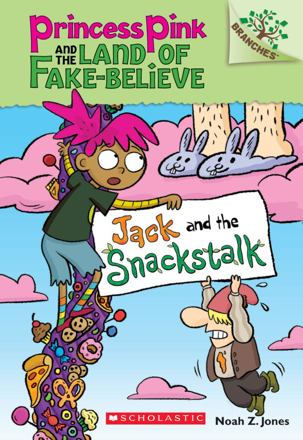 Noah Z. Jones - Jack and the Snackstalk