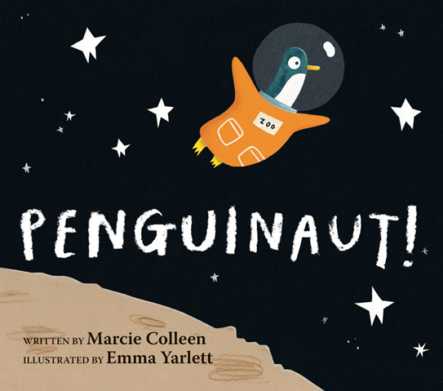 Marcie Colleen - Penguinaut!