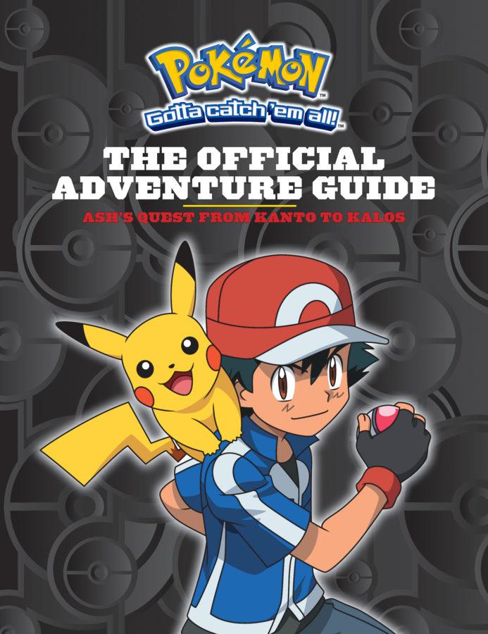 Simcha Whitehill - Pokémon: The Official Adventure Guide