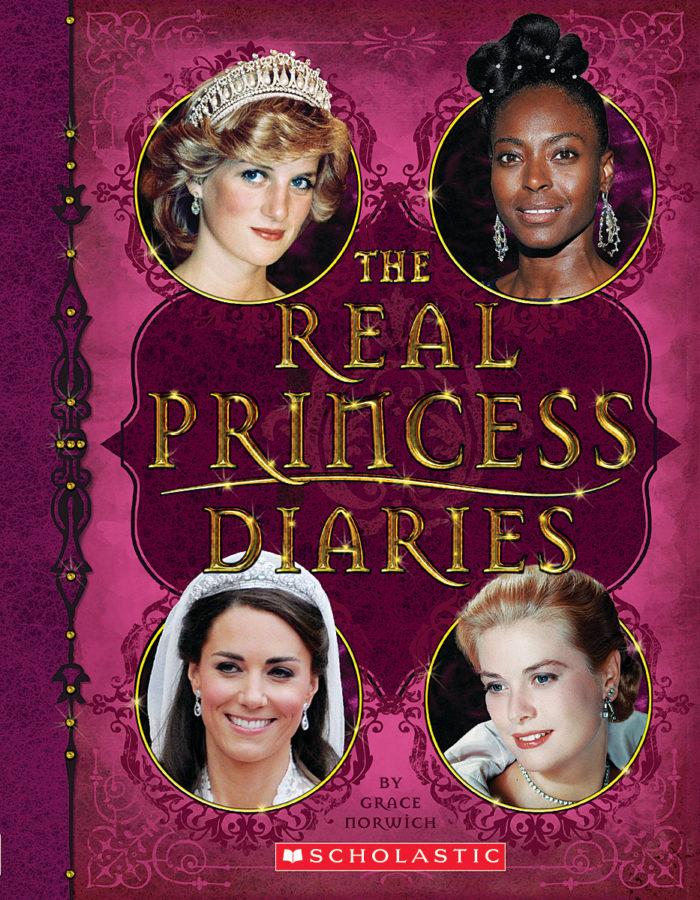 Grace Norwich - The Real Princess Diaries