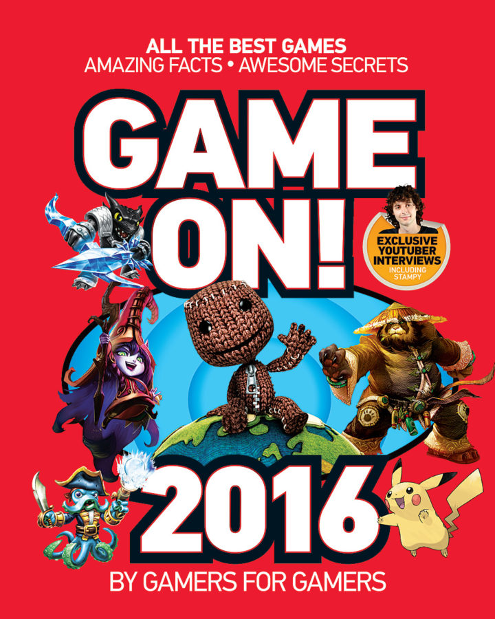 Scholastic - Game On! 2016