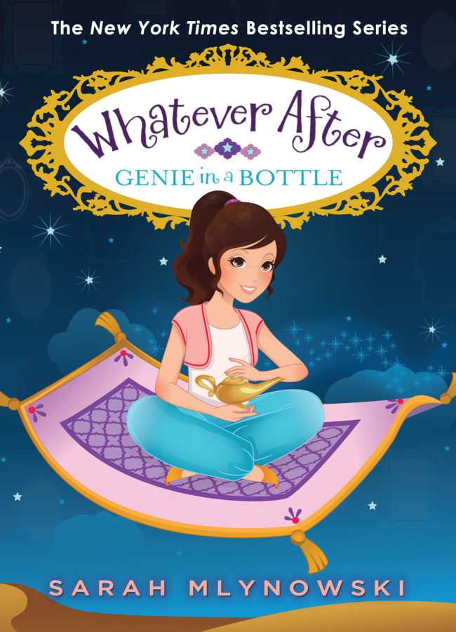 Sarah Mlynowski - Genie in a Bottle