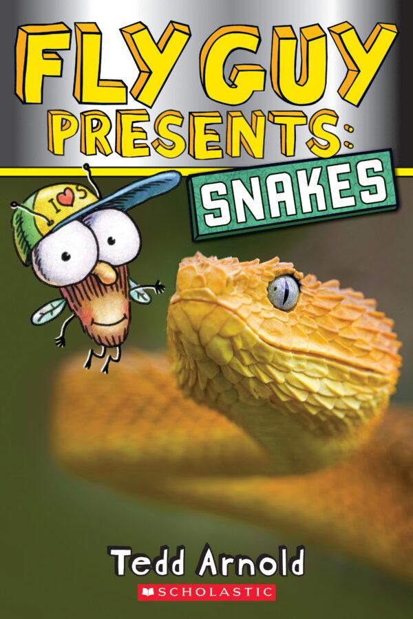 Tedd Arnold - Snakes