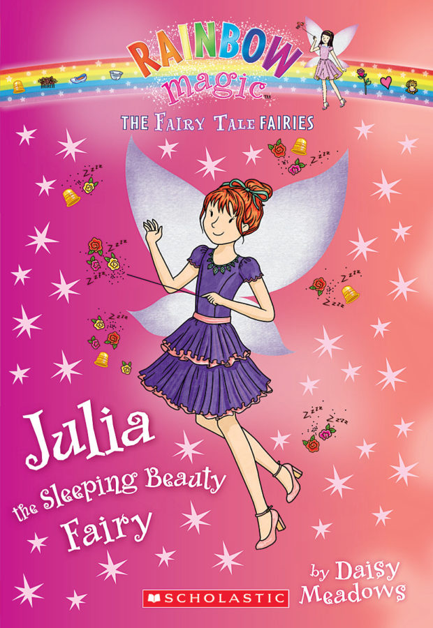 Daisy Meadows - Julia the Sleeping Beauty Fairy