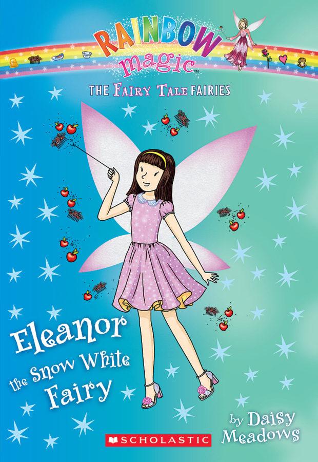 Daisy Meadows - Eleanor the Snow White Fairy
