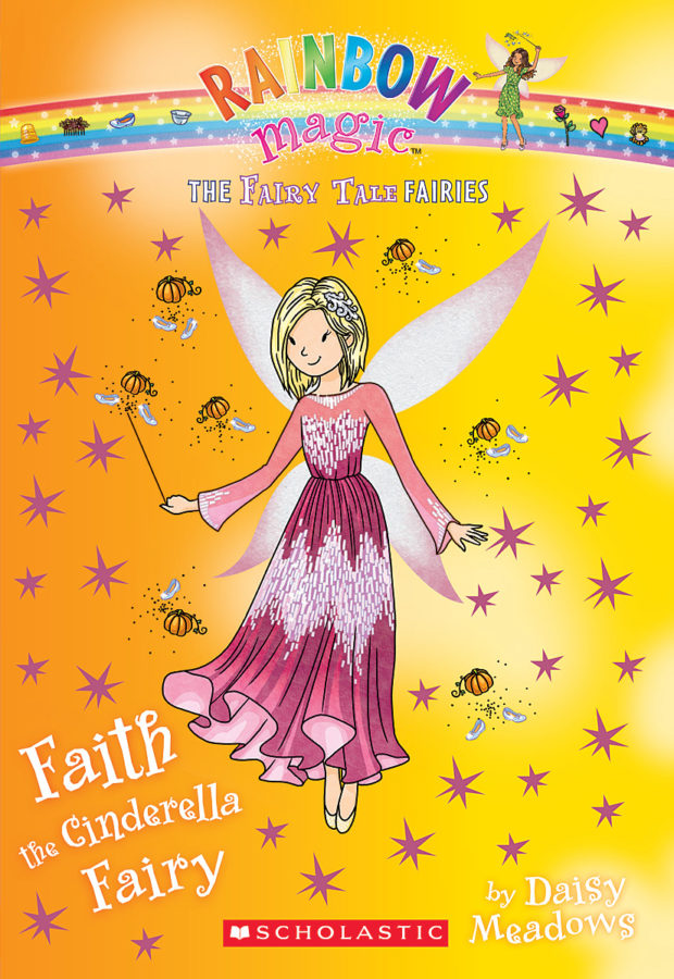 Daisy Meadows - Faith the Cinderella Fairy