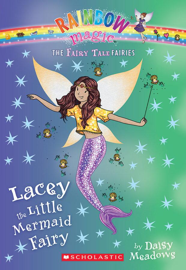 Daisy Meadows - Lacey the Little Mermaid Fairy