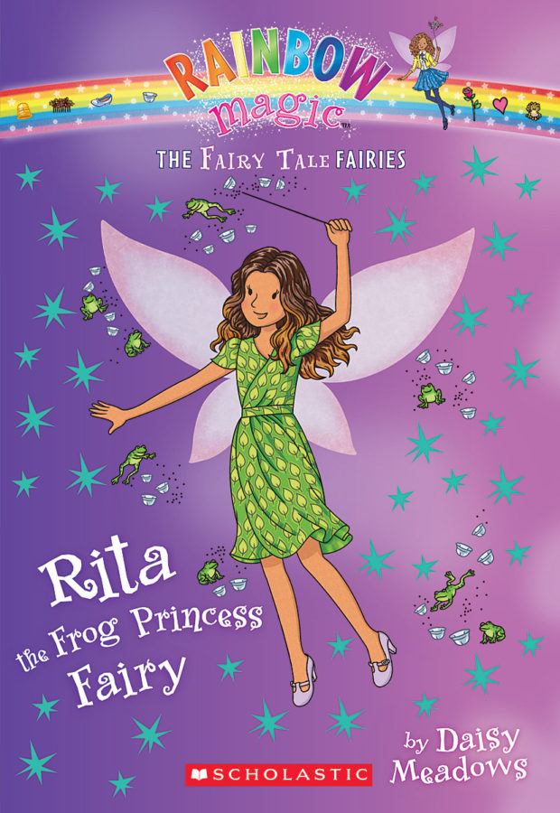 Daisy Meadows - Rita the Frog Princess Fairy
