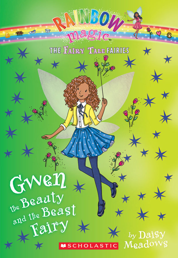 Daisy Meadows - Gwen the Beauty and the Beast Fairy