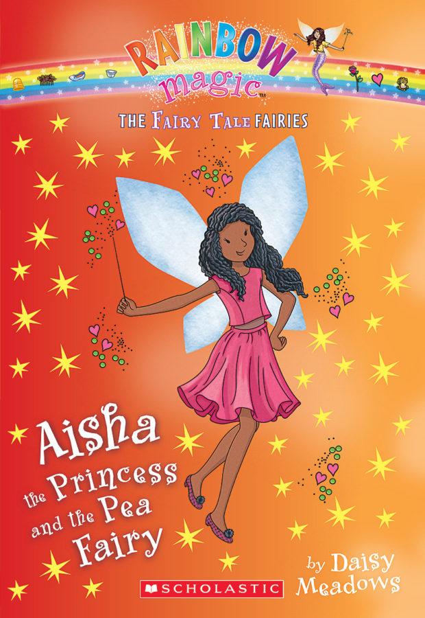Daisy Meadows - Aisha the Princess and the Pea Fairy