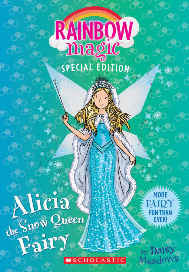 Daisy Meadows - Alicia the Snow Queen Fairy