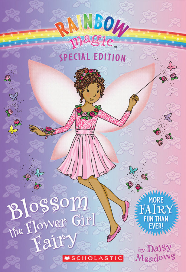 Daisy Meadows - Blossom the Flower Girl Fairy