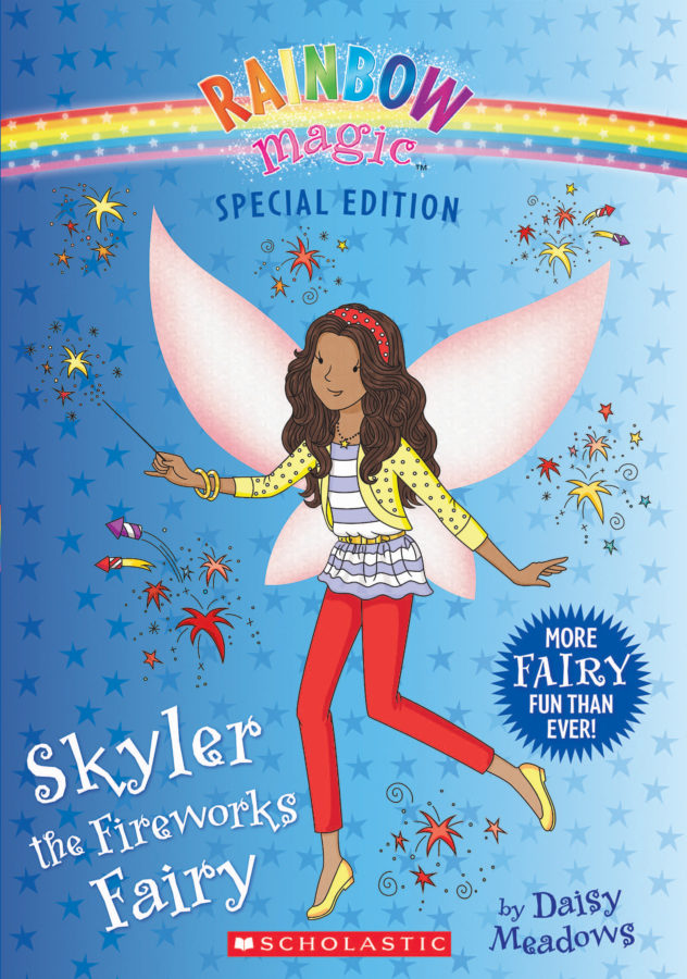 Daisy Meadows - Skyler the Fireworks Fairy