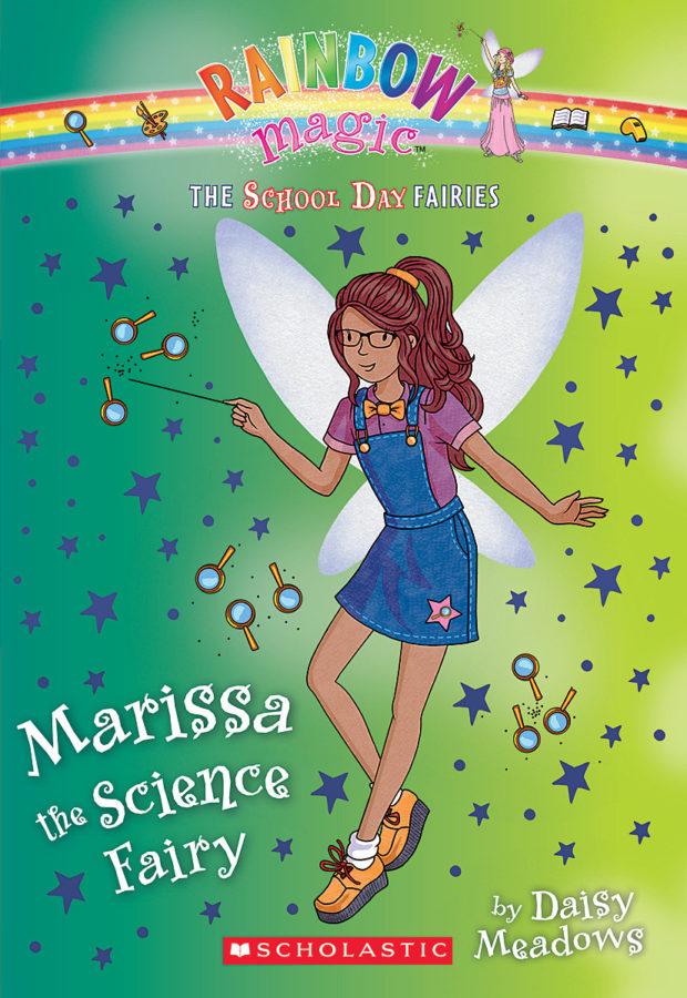 Daisy Meadows - Marissa the Science Fairy