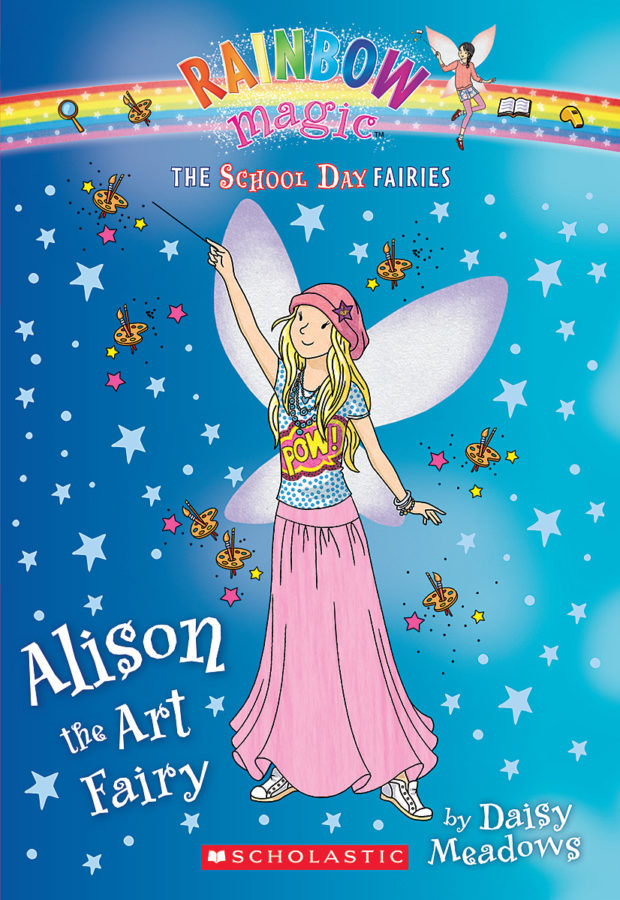 Daisy Meadows - Alison the Art Fairy