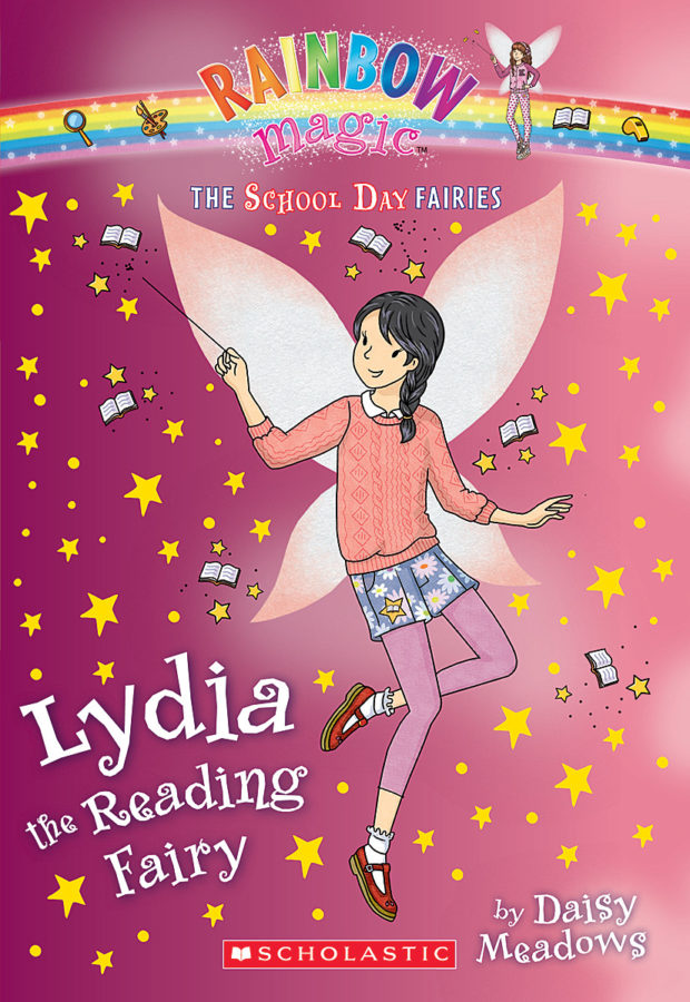 Daisy Meadows - Lydia the Reading Fairy