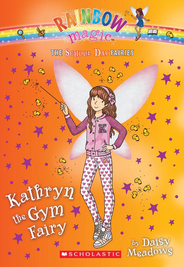 Daisy Meadows - Kathryn the Gym Fairy