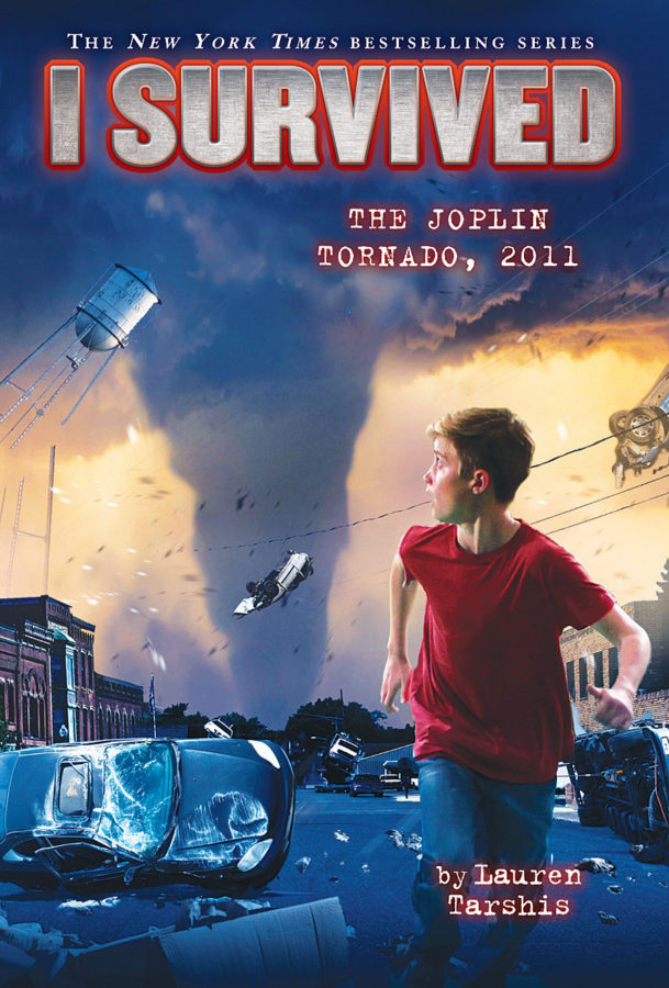 Lauren Tarshis - I Survived the Joplin Tornado, 2011