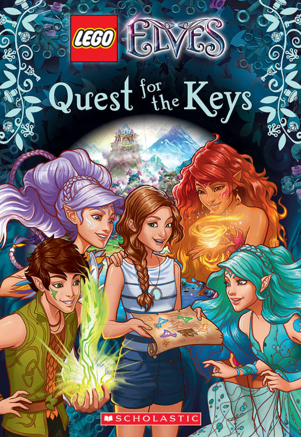 Stacia Deutsch - LEGO Elves: Quest for the Keys (Chapter Book #1)