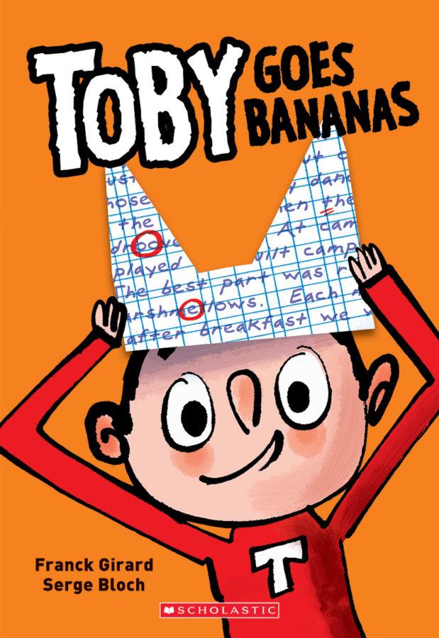 Franck Girard - Toby Goes Bananas
