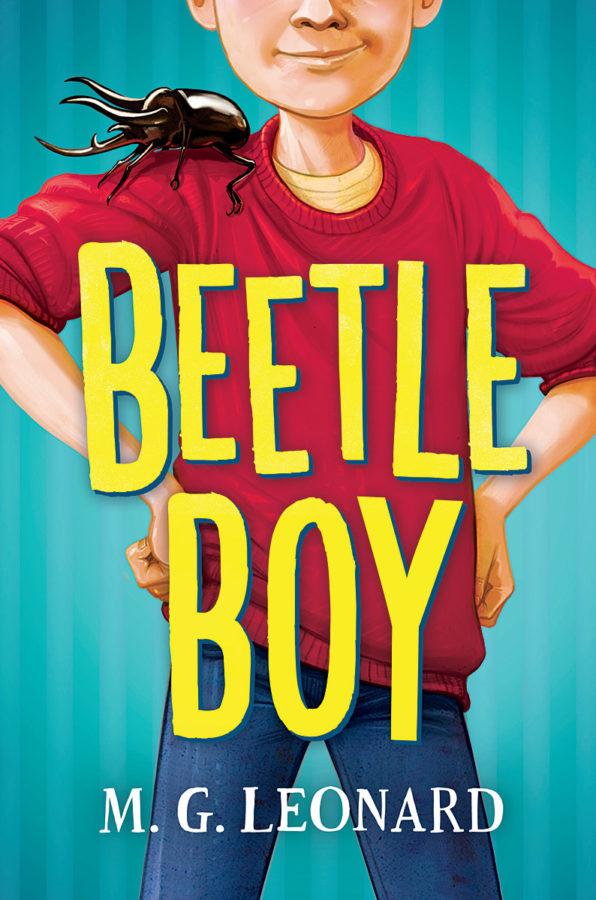 M. G. Leonard - Beetle Boy