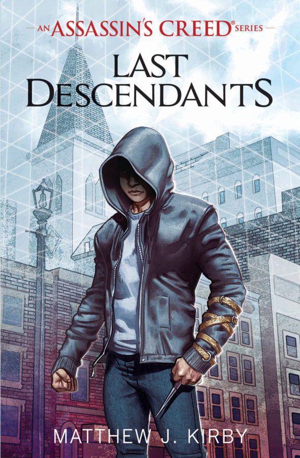 Matthew J. Kirby - Last Descendants