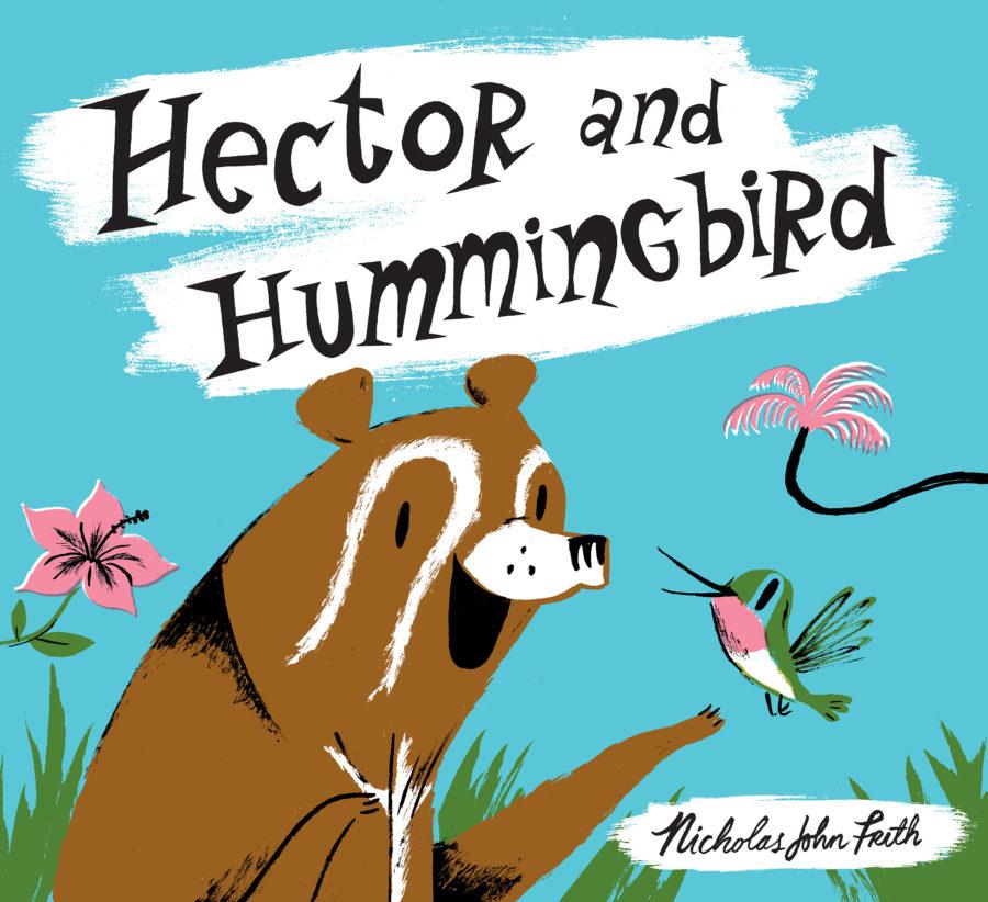 Nicholas John Frith - Hector and Hummingbird