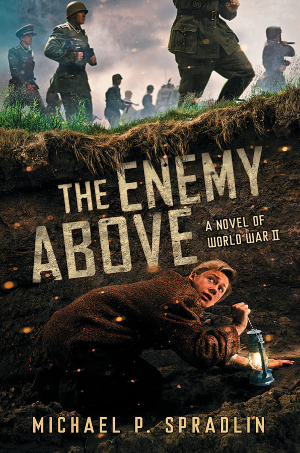 Michael P. Spradlin - The Enemy Above