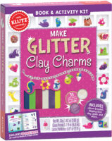 Klutz: Make Glitter Clay Charms