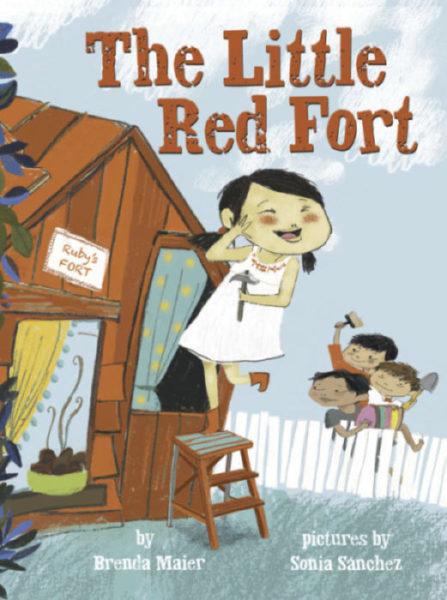 Brenda Maier - The Little Red Fort