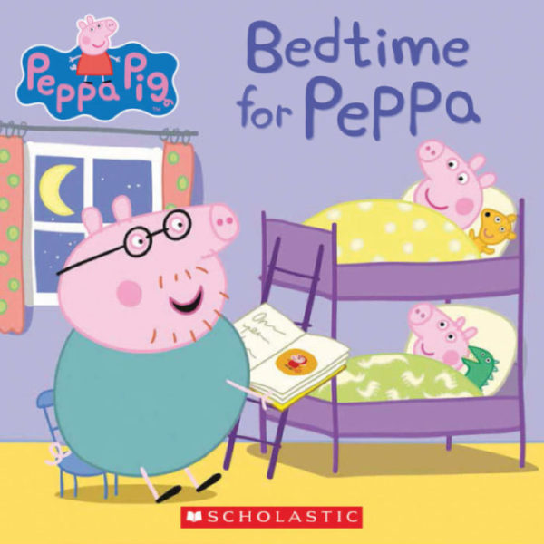 Scholastic - Bedtime for Peppa