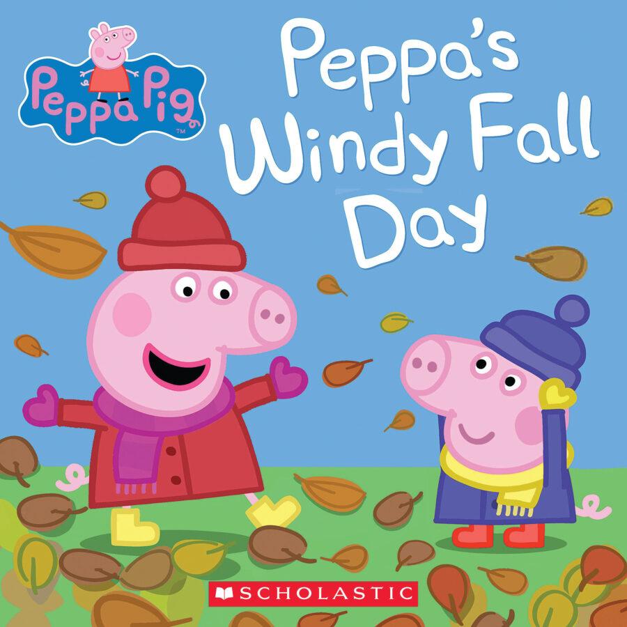 Scholastic - Peppa's Windy Fall Day