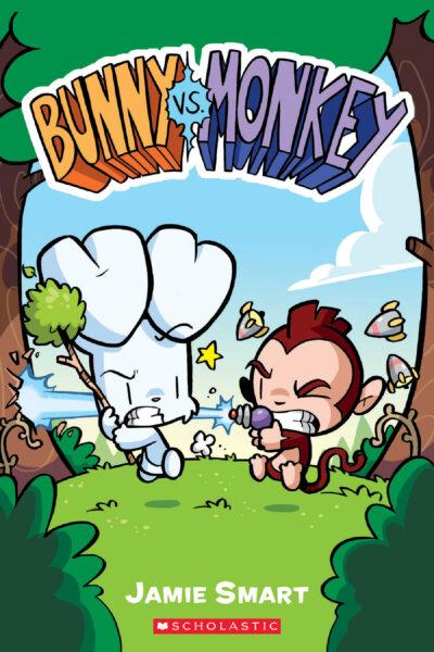 Jamie Smart - Bunny vs. Monkey