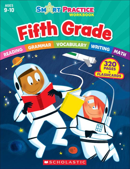 Smart Practice Workbook: Fifth Grade by - Activity Book
