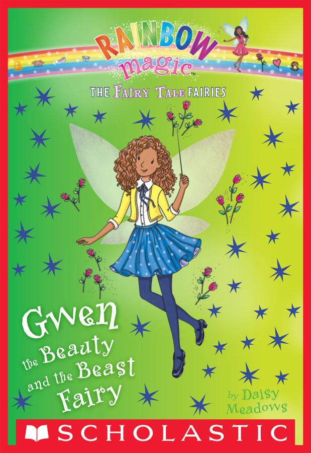Daisy Meadows - Gwen the Beauty and the Beast Fairy