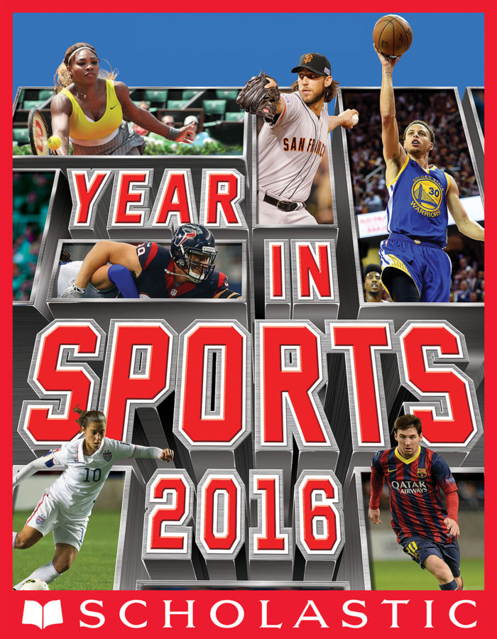 James Buckley Jr. - Scholastic Year in Sports 2016
