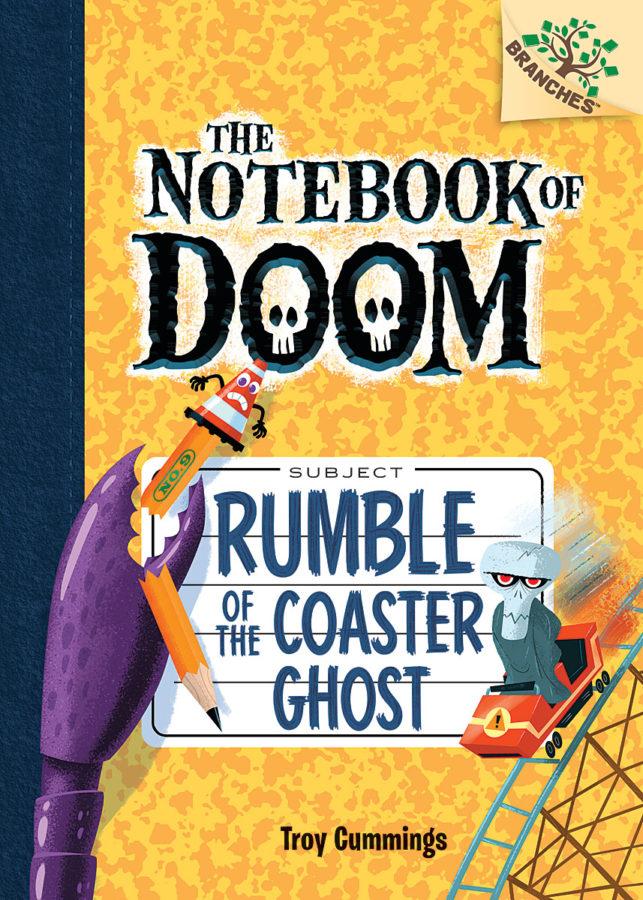 Troy Cummings - Rumble of the Coaster Ghost