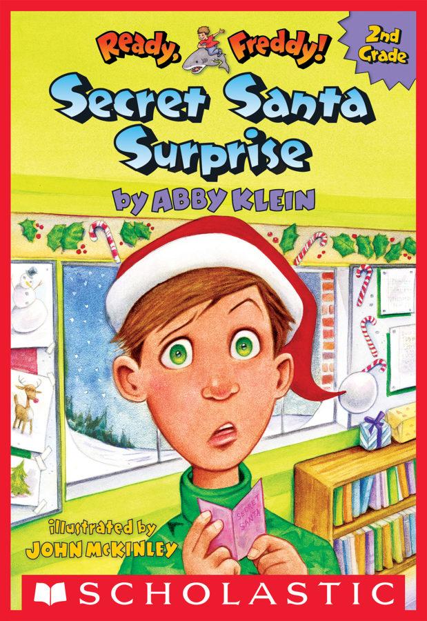 Abby Klein - Secret Santa Surprise!