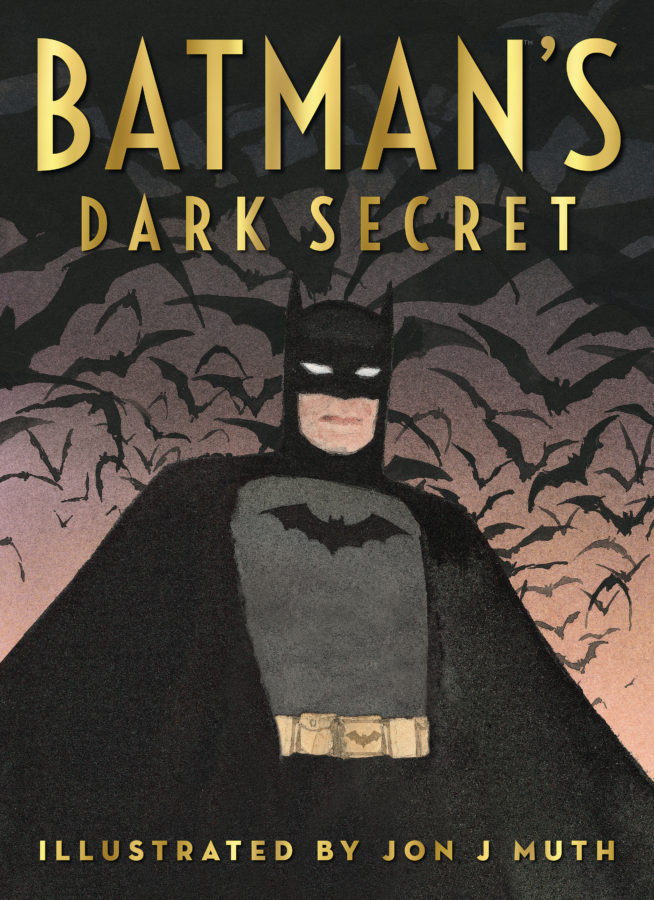 Kelley Puckett - Batman's Dark Secret