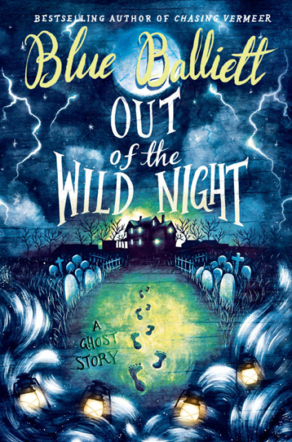 Blue Balliett - Out of the Wild Night
