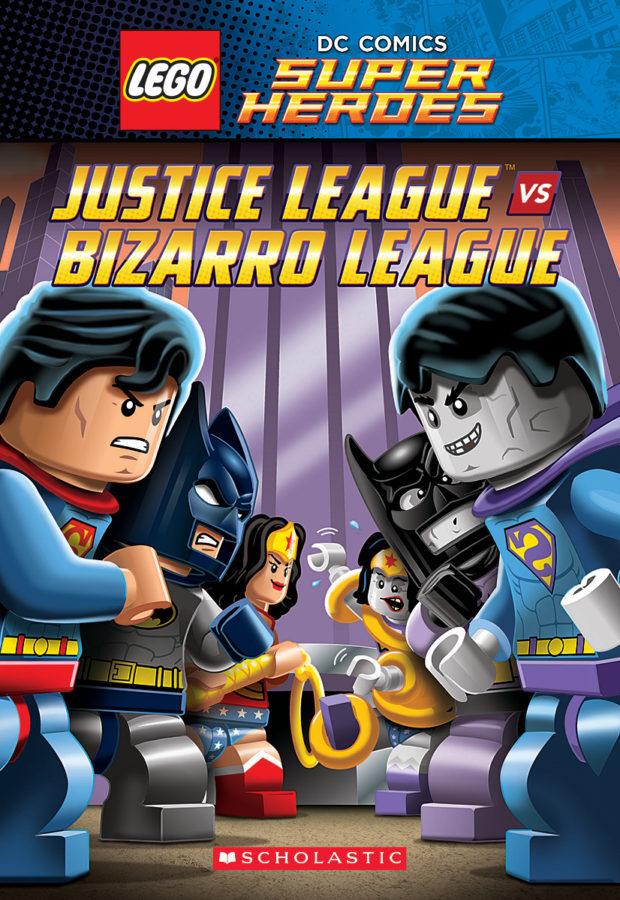 J. E. Bright - LEGO DC Super Heroes: Justice League vs. Bizarro League
