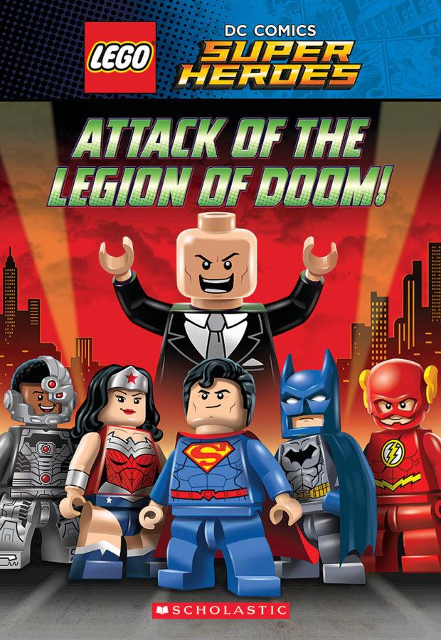 J. E. Bright - Attack of the Legion of Doom!