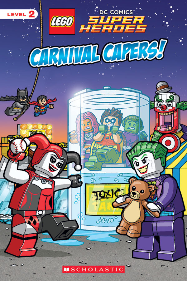 Eric Esquivel - Carnival Capers!