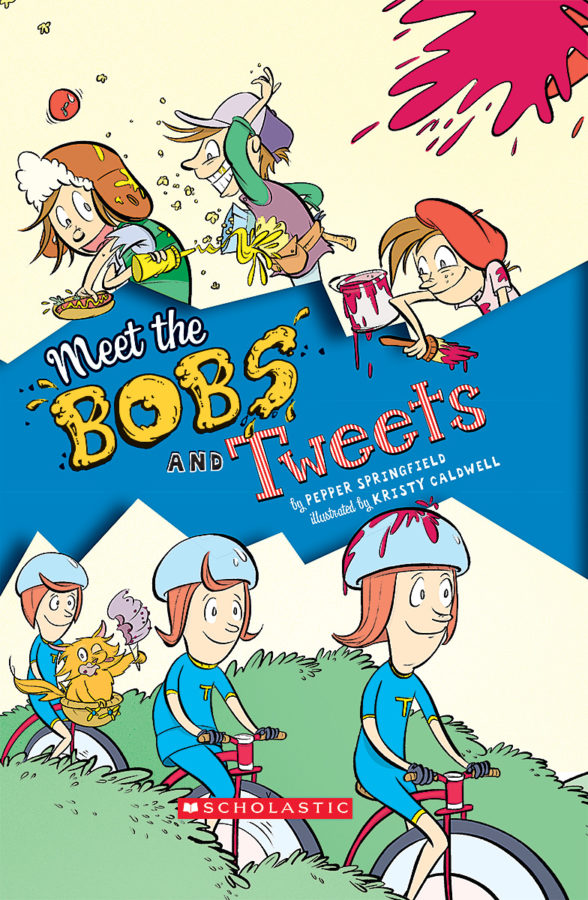 Pepper Springfield - Meet the Bobs and Tweets