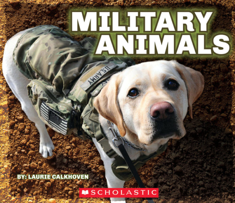Laurie Calkhoven - Military Animals
