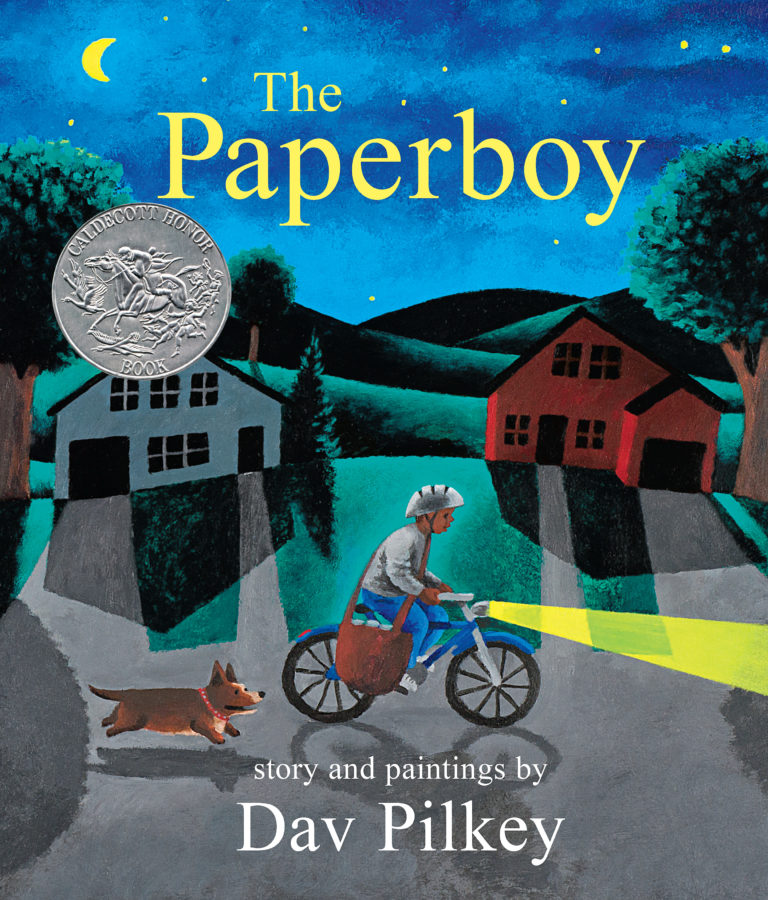 Dav Pilkey - The Paperboy