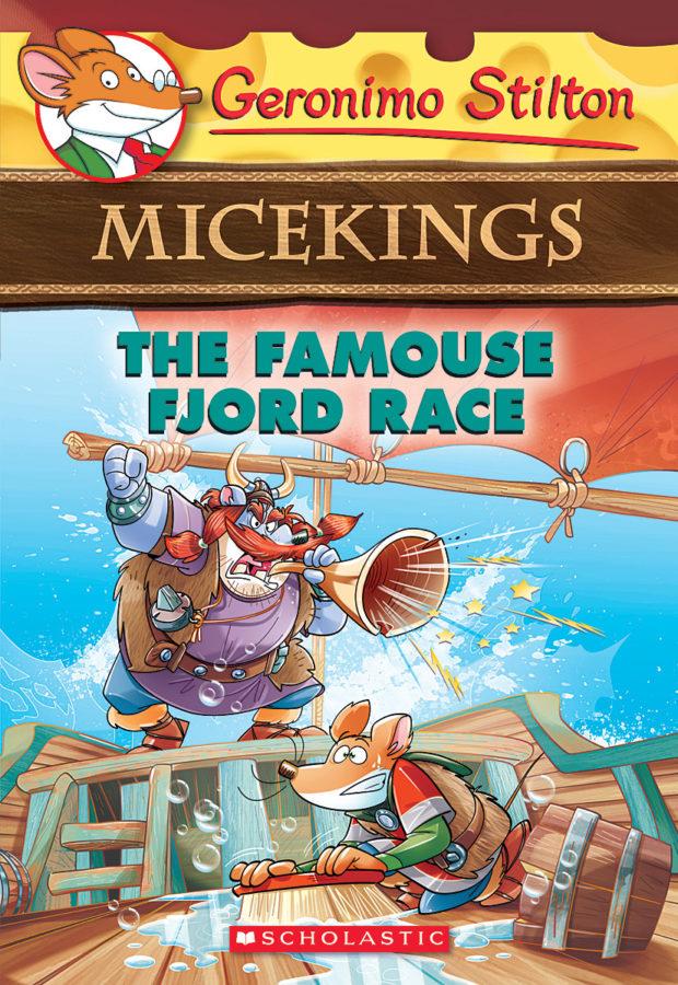 Geronimo Stilton - The Famouse Fjord Race