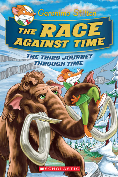 Geronimo Stilton - The Race Against Time