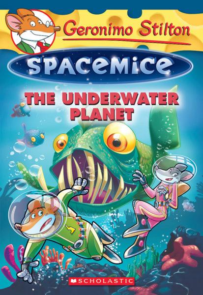 Geronimo Stilton - The Underwater Planet